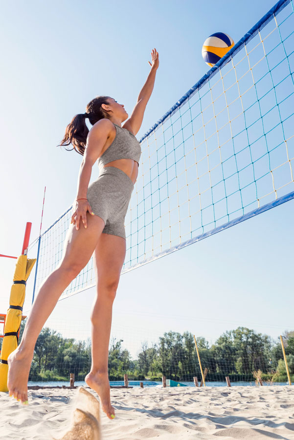Reti Beach Volley